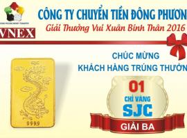 """Giải Ba """"Vui Xuân Bính Thân 2016"""""""